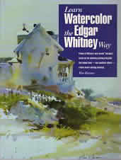Ron Ranson Book-Learn Watercolor the Edgar Whitney Way
